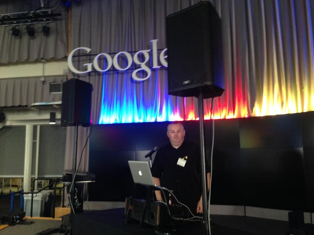 google hq dj